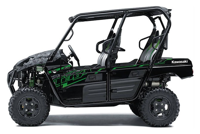 2020 Kawasaki Teryx4 LE Camo in Freeport, Illinois - Photo 2