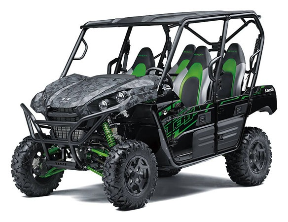 2020 Kawasaki Teryx4 LE Camo in Cambridge, Ohio - Photo 3