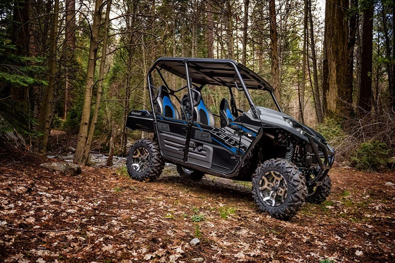 2020 Kawasaki Teryx4 LE Camo in Cambridge, Ohio - Photo 4
