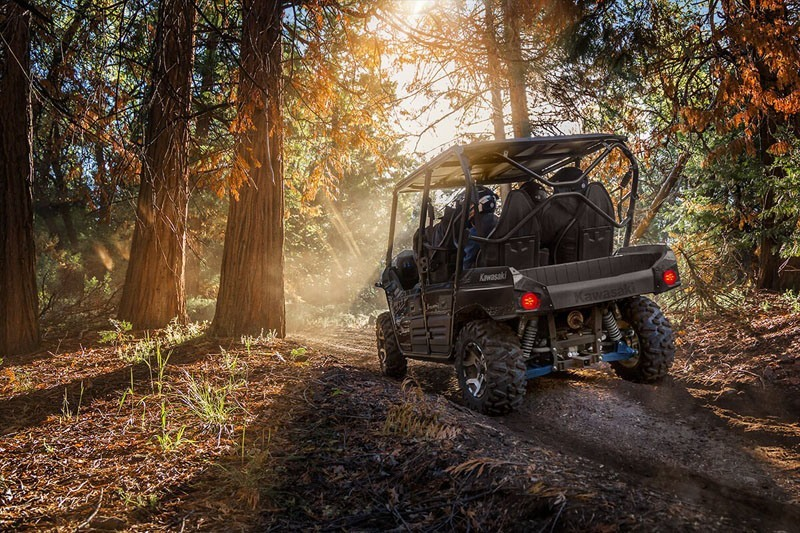 2020 Kawasaki Teryx4 LE Camo in Oak Creek, Wisconsin - Photo 5