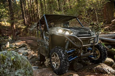 2020 Kawasaki Teryx4 LE Camo in Oak Creek, Wisconsin - Photo 6