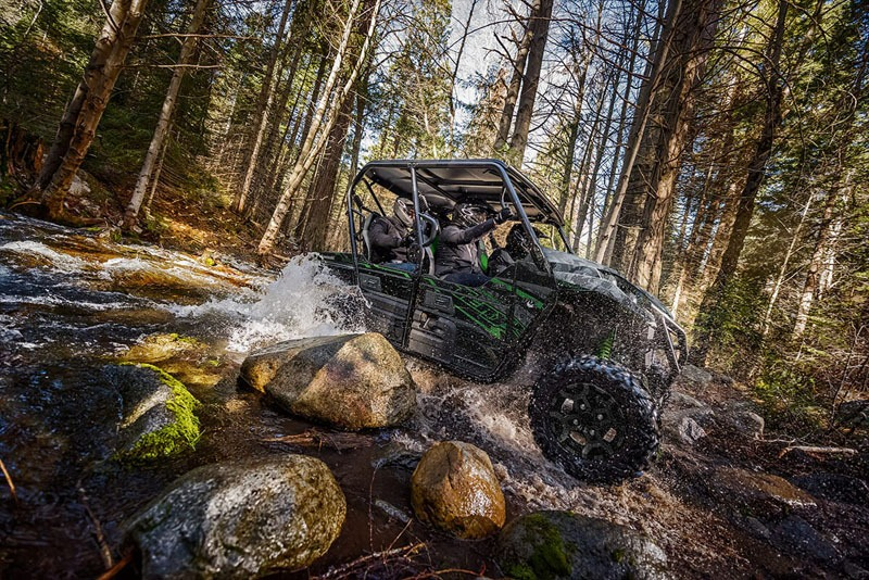 2020 Kawasaki Teryx4 LE Camo in South Paris, Maine - Photo 7
