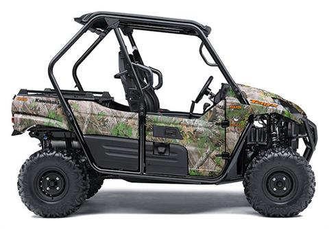2020 Kawasaki Teryx Camo in Junction City, Kansas