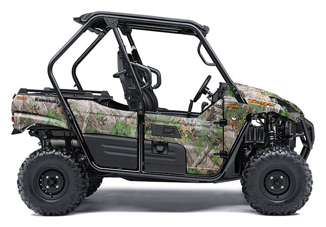 2020 Kawasaki Teryx Camo in Bellevue, Washington - Photo 1