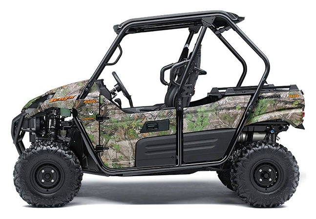 2020 Kawasaki Teryx Camo in Bellevue, Washington - Photo 2