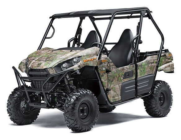 2020 Kawasaki Teryx Camo in Freeport, Illinois - Photo 3