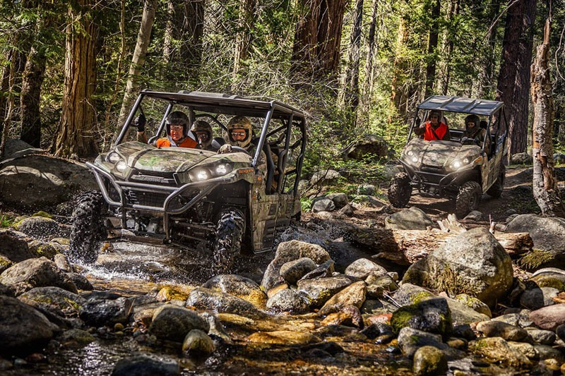 2020 Kawasaki Teryx Camo in Bellevue, Washington - Photo 4