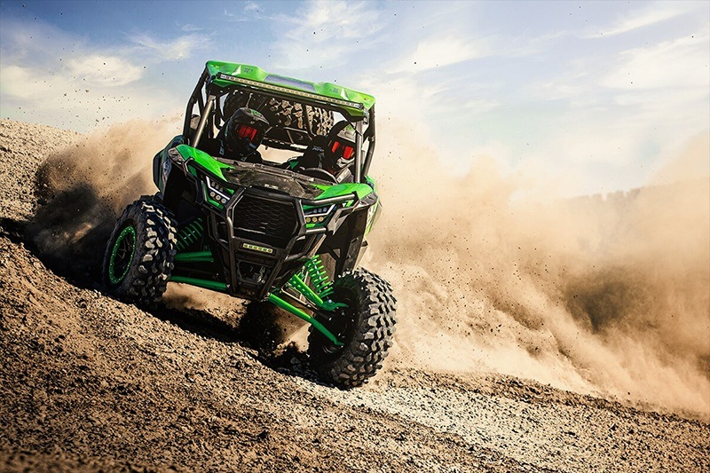 2020 Kawasaki Teryx KRX 1000 in Iowa City, Iowa - Photo 9
