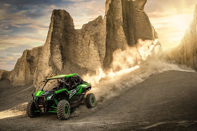 2020 Kawasaki Teryx KRX 1000 in Iowa City, Iowa - Photo 16