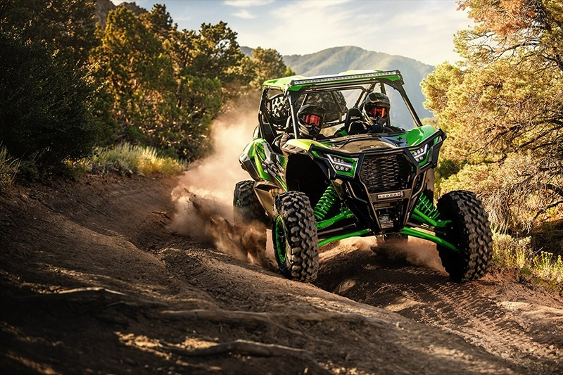 2020 Kawasaki Teryx KRX 1000 in Iowa City, Iowa - Photo 17