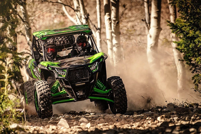 2020 Kawasaki Teryx KRX 1000 in Greenville, North Carolina - Photo 18