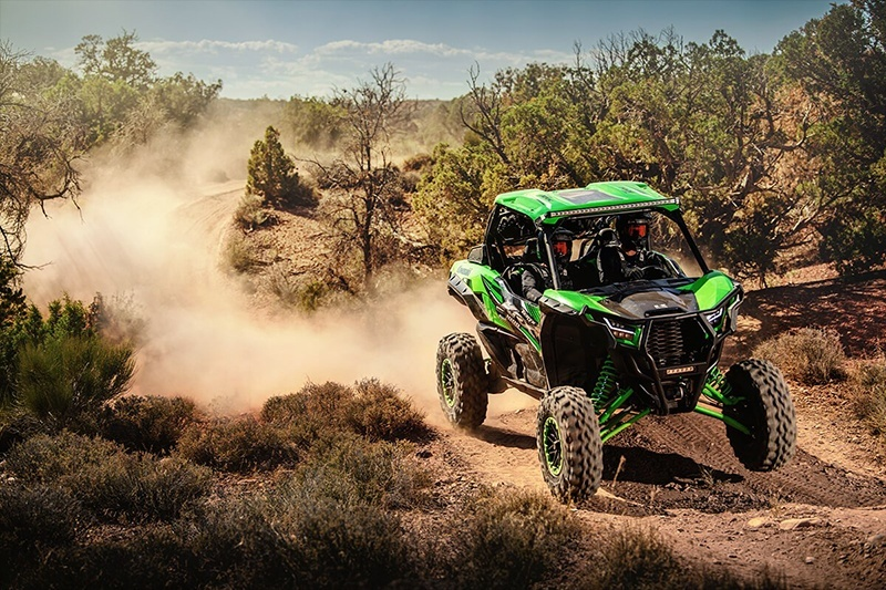 2020 Kawasaki Teryx KRX 1000 in Iowa City, Iowa - Photo 24