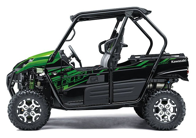 2020 Kawasaki Teryx LE in San Francisco, California - Photo 2