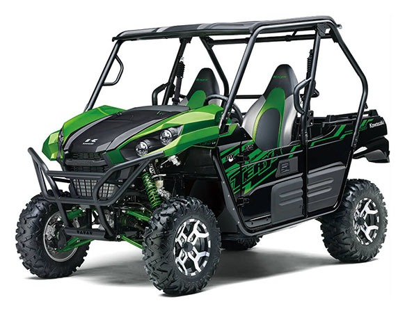 2020 Kawasaki Teryx LE in San Francisco, California - Photo 3