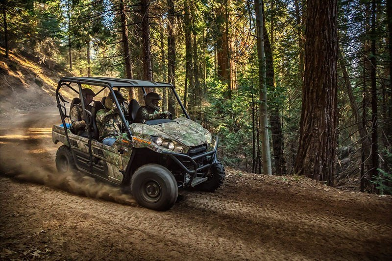 2020 Kawasaki Teryx4 Camo in Fairview, Utah - Photo 8
