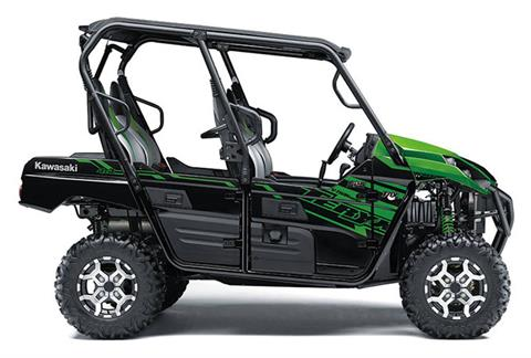 2020 Kawasaki Teryx4 LE in Howell, Michigan