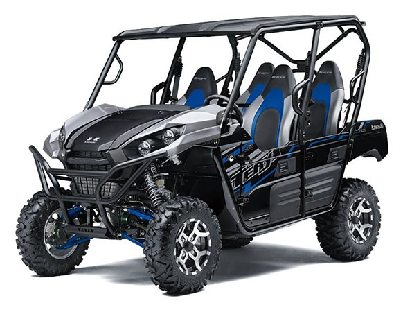 2020 Kawasaki Teryx4 LE in Farmington, Missouri - Photo 3