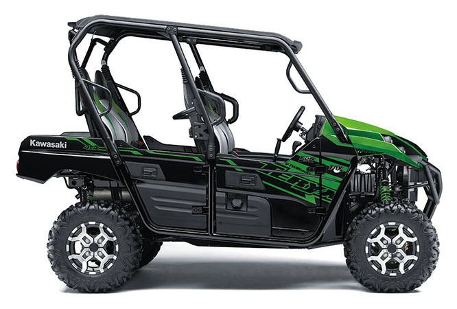 2020 Kawasaki Teryx4 LE in Gaylord, Michigan - Photo 9