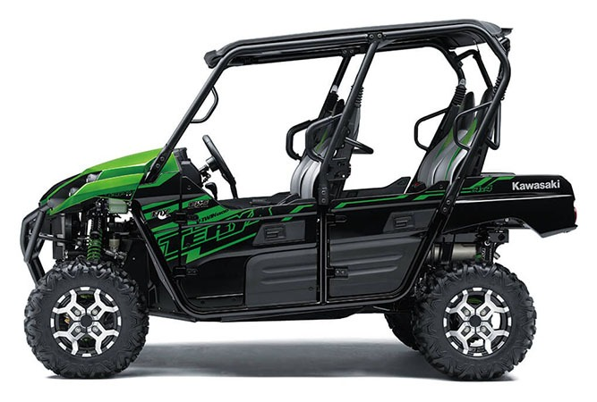 2020 Kawasaki Teryx4 LE in Cambridge, Ohio - Photo 8