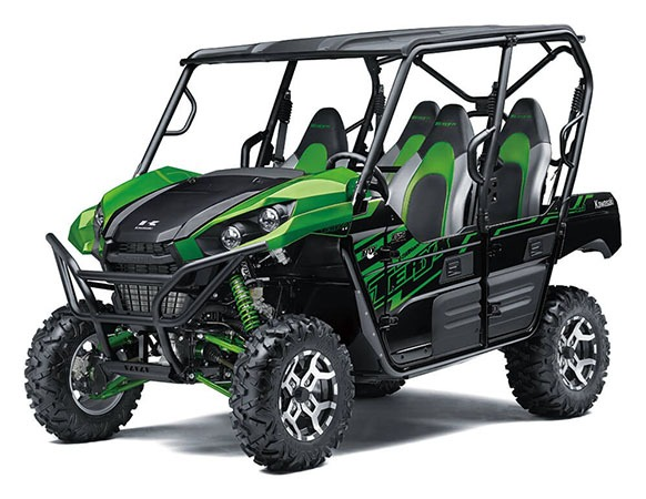 2020 Kawasaki Teryx4 LE in Gaylord, Michigan - Photo 11