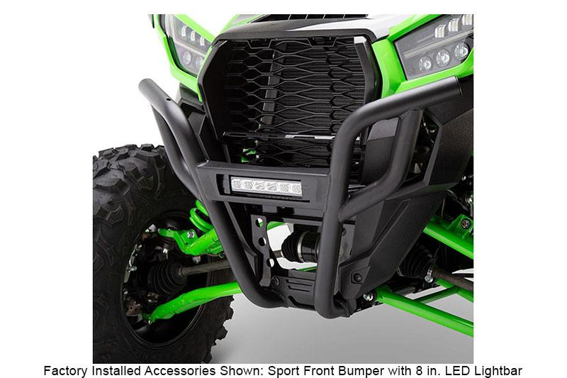 2020 Kawasaki Teryx KRX 1000 with Factory Installed Accessories in Battle Creek, Michigan - Photo 4