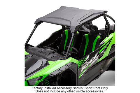 2020 Kawasaki Teryx KRX 1000 with Factory Installed Accessories in Battle Creek, Michigan - Photo 8