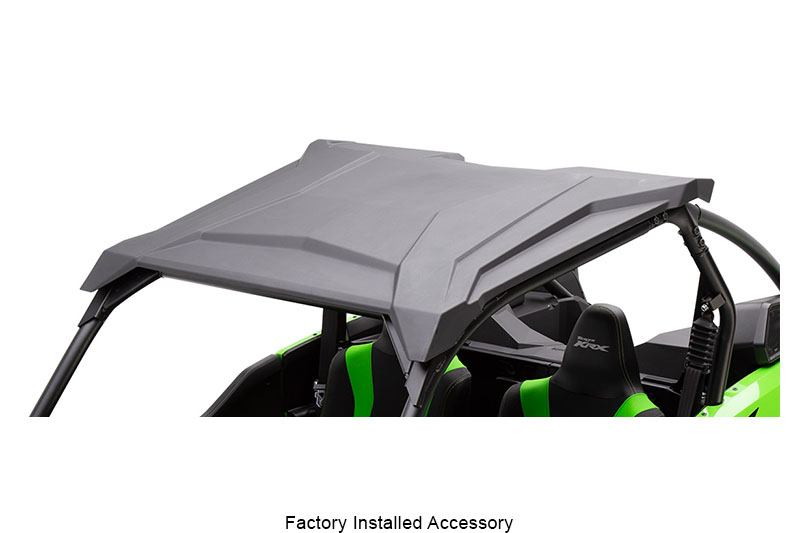 2020 Kawasaki Teryx KRX 1000 with Factory Installed Accessories in Battle Creek, Michigan - Photo 9