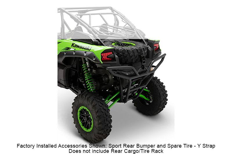 2020 Kawasaki Teryx KRX 1000 with Factory Installed Accessories in Salinas, California - Photo 11