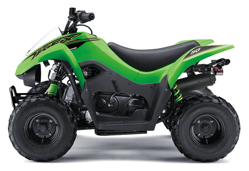 2021 Kawasaki KFX 50 in Harrisburg, Pennsylvania - Photo 2