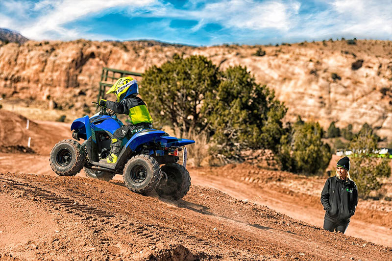2021 Kawasaki KFX 50 in Payson, Arizona - Photo 7