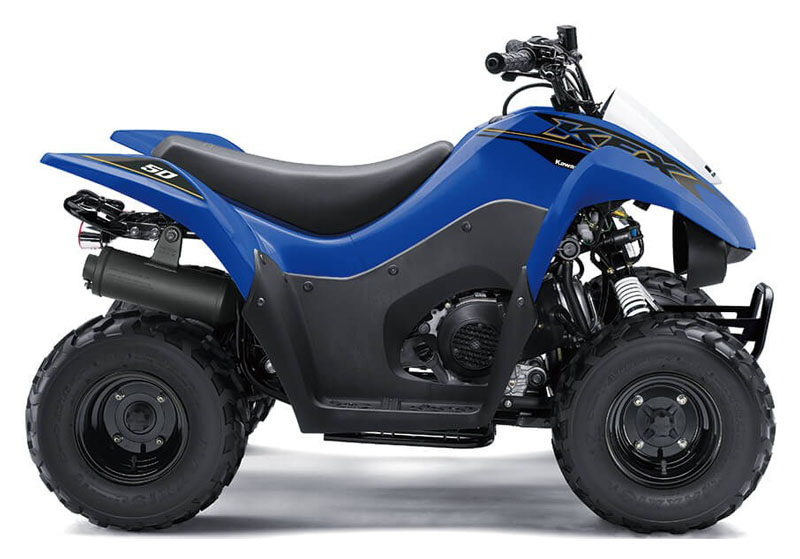 2021 Kawasaki KFX 50 in Brunswick, Georgia - Photo 1