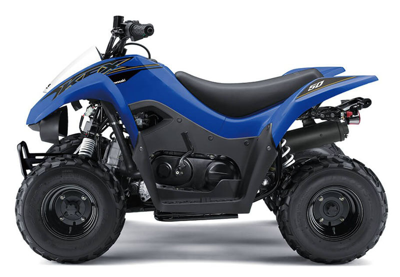 2021 Kawasaki KFX 50 in Middletown, New York - Photo 2