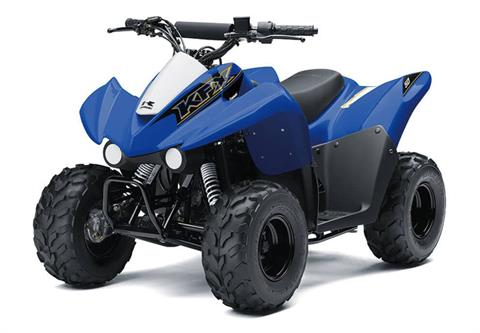 2021 Kawasaki KFX 50 in Corona, California - Photo 9