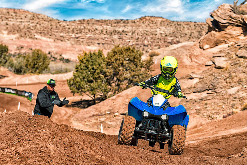 2021 Kawasaki KFX 50 in Colorado Springs, Colorado - Photo 5