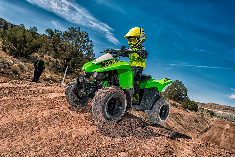 2021 Kawasaki KFX 50 in Orange, California - Photo 6