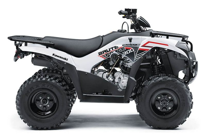 2021 Kawasaki Brute Force 300 in Ledgewood, New Jersey - Photo 3