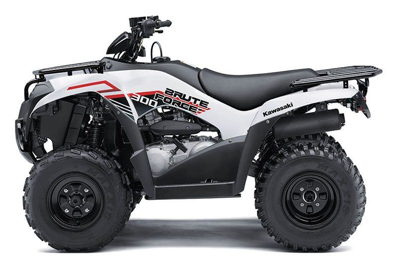 2021 Kawasaki Brute Force 300 in Sacramento, California - Photo 2