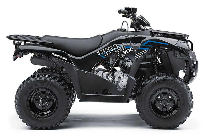 2021 Kawasaki Brute Force 300 in Freeport, Illinois - Photo 1