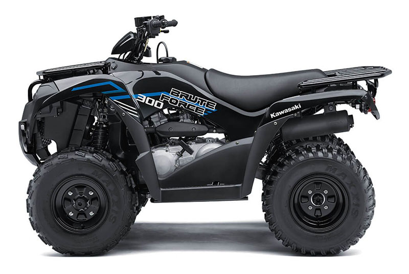 2021 Kawasaki Brute Force 300 in Gaylord, Michigan - Photo 4