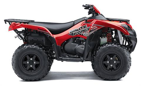 2021 Kawasaki Brute Force 750 4x4i in Unionville, Virginia