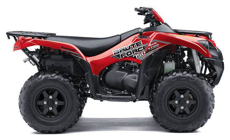 2021 Kawasaki Brute Force 750 4x4i in South Paris, Maine - Photo 1