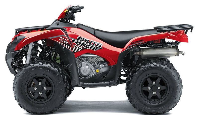 2021 Kawasaki Brute Force 750 4x4i in Plymouth, Massachusetts - Photo 2