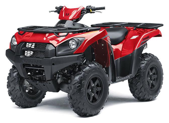 2021 Kawasaki Brute Force 750 4x4i in Iowa City, Iowa - Photo 3