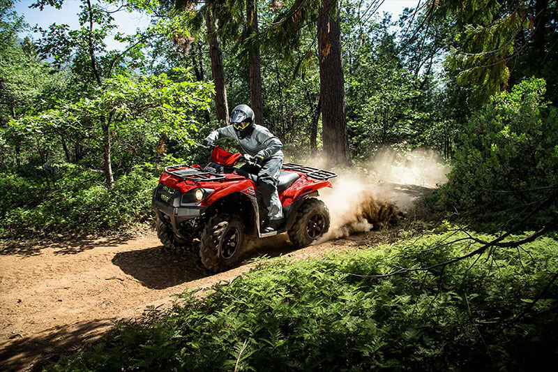 2021 Kawasaki Brute Force 750 4x4i in South Paris, Maine - Photo 4