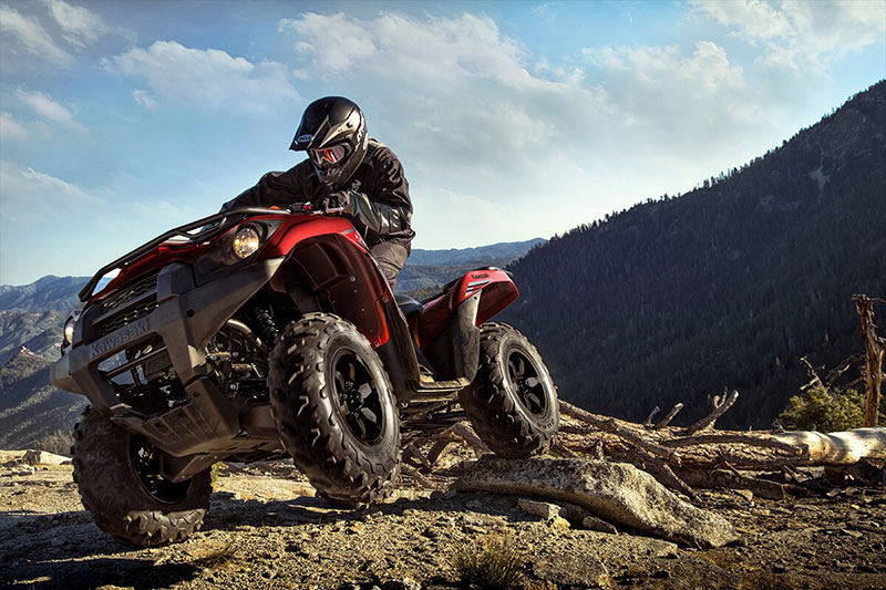 2021 Kawasaki Brute Force 750 4x4i in South Paris, Maine - Photo 5