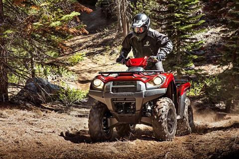2021 Kawasaki Brute Force 750 4x4i in South Paris, Maine - Photo 6