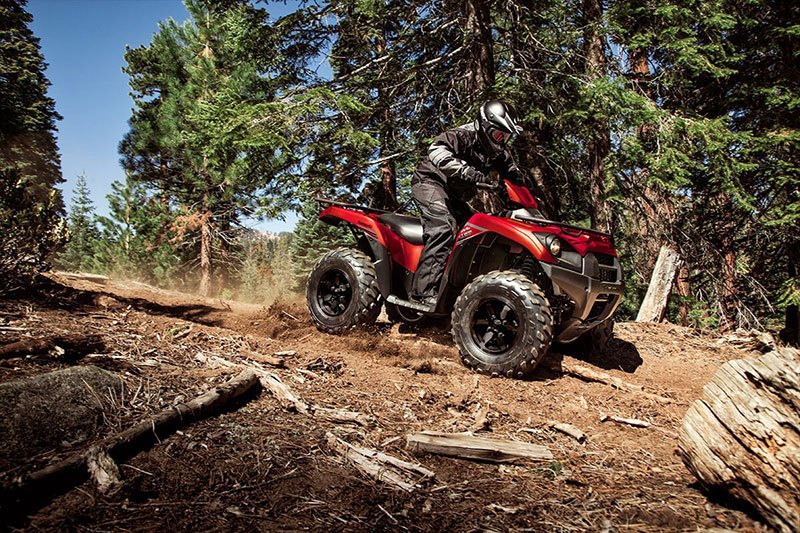 2021 Kawasaki Brute Force 750 4x4i in South Paris, Maine - Photo 7