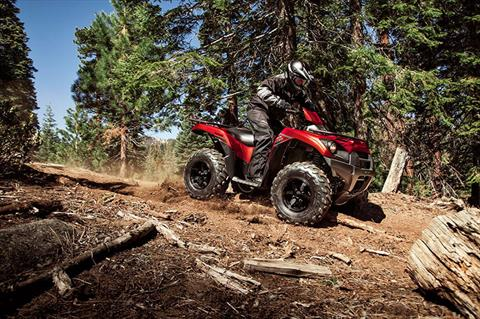 2021 Kawasaki Brute Force 750 4x4i in Corona, California - Photo 7