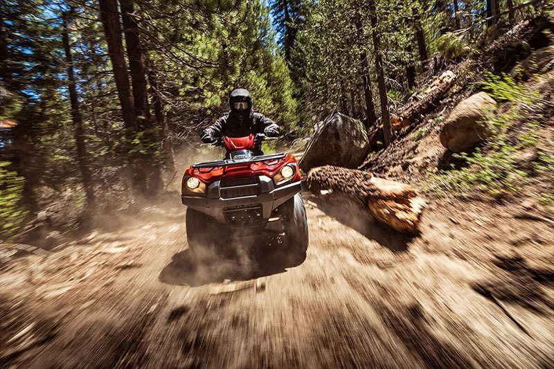 2021 Kawasaki Brute Force 750 4x4i in South Paris, Maine - Photo 8