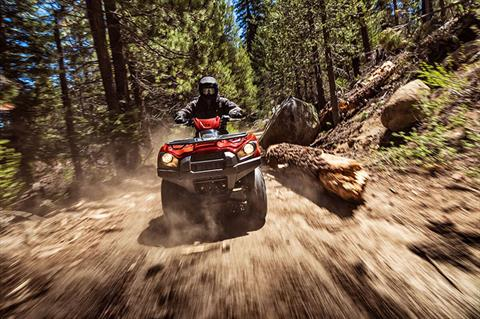 2021 Kawasaki Brute Force 750 4x4i in Bakersfield, California - Photo 8